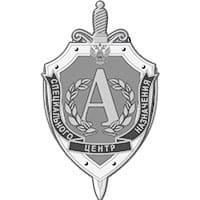 Знак Центра специального назначения группы «А» ФСБ России