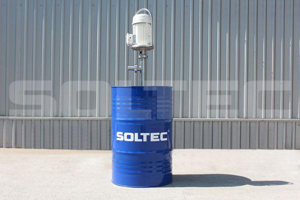Одновинтовой бочковой насос SOLTEC ® BT020S01FY для перекачивания замасливателя