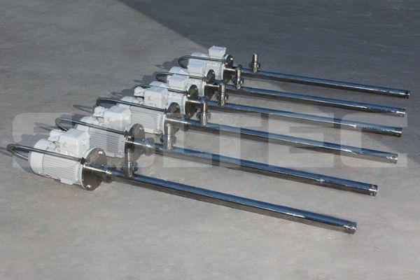 Бочковые винтовые насосы BT020S01Y