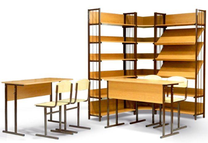 Мебель для школы компания Позитив