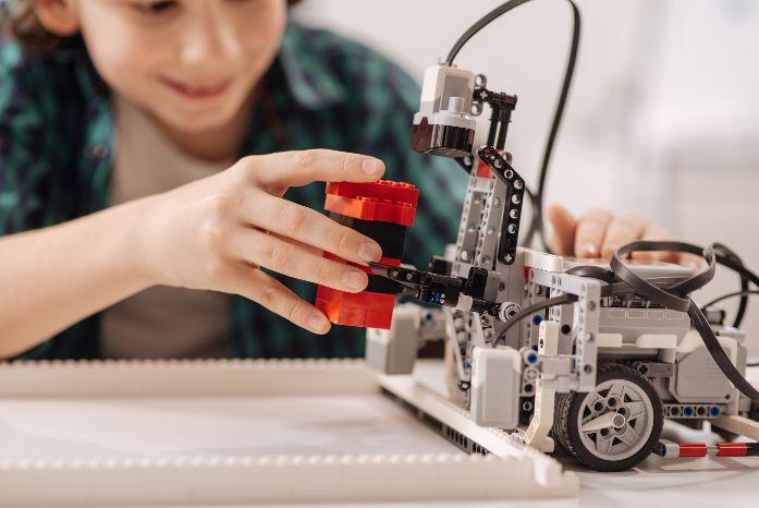 Робототехника Lego компания Позитив