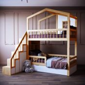 Детские кроватикаталог с фото- фабрика мебели Mamka