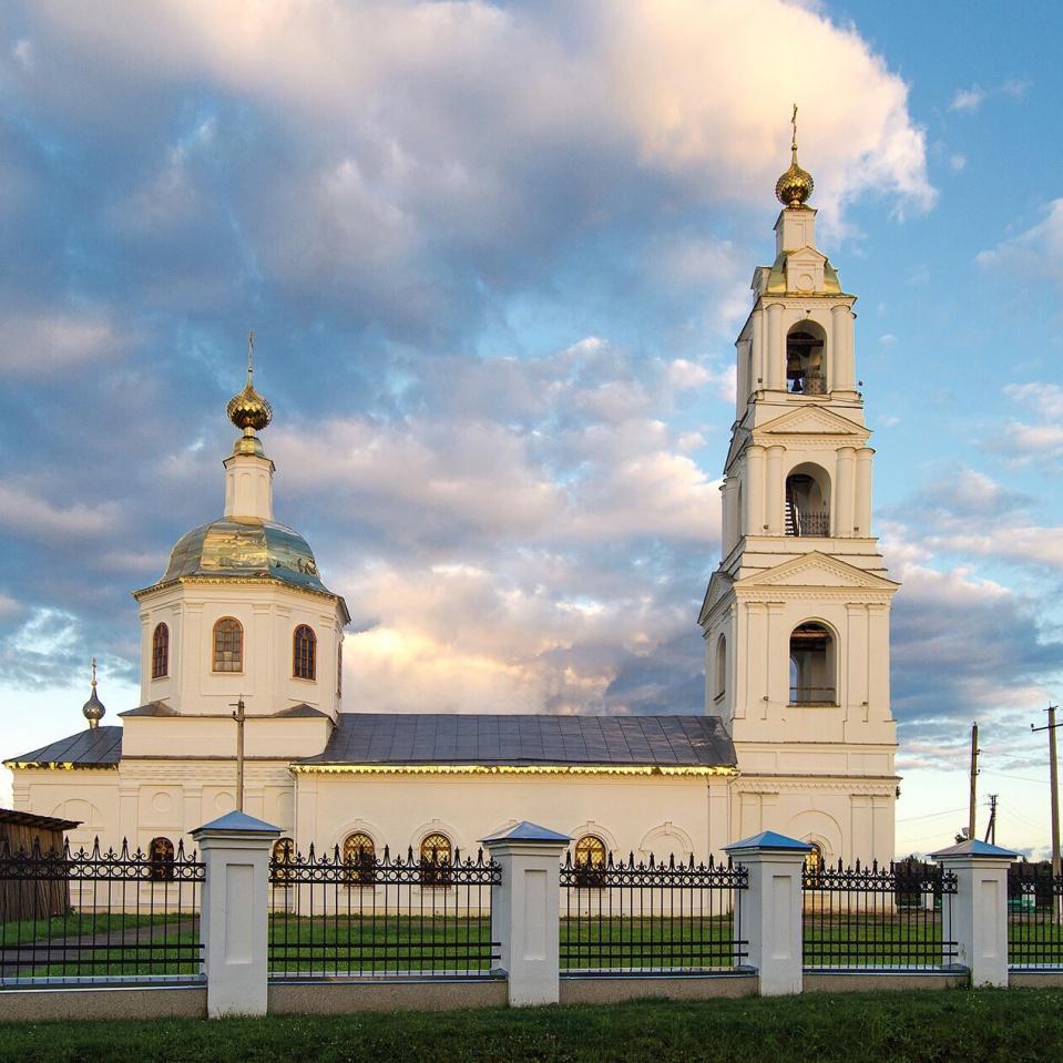 """с. Прозорово, База отдыха """"Острова"""", Рыбинское водохранилище"""