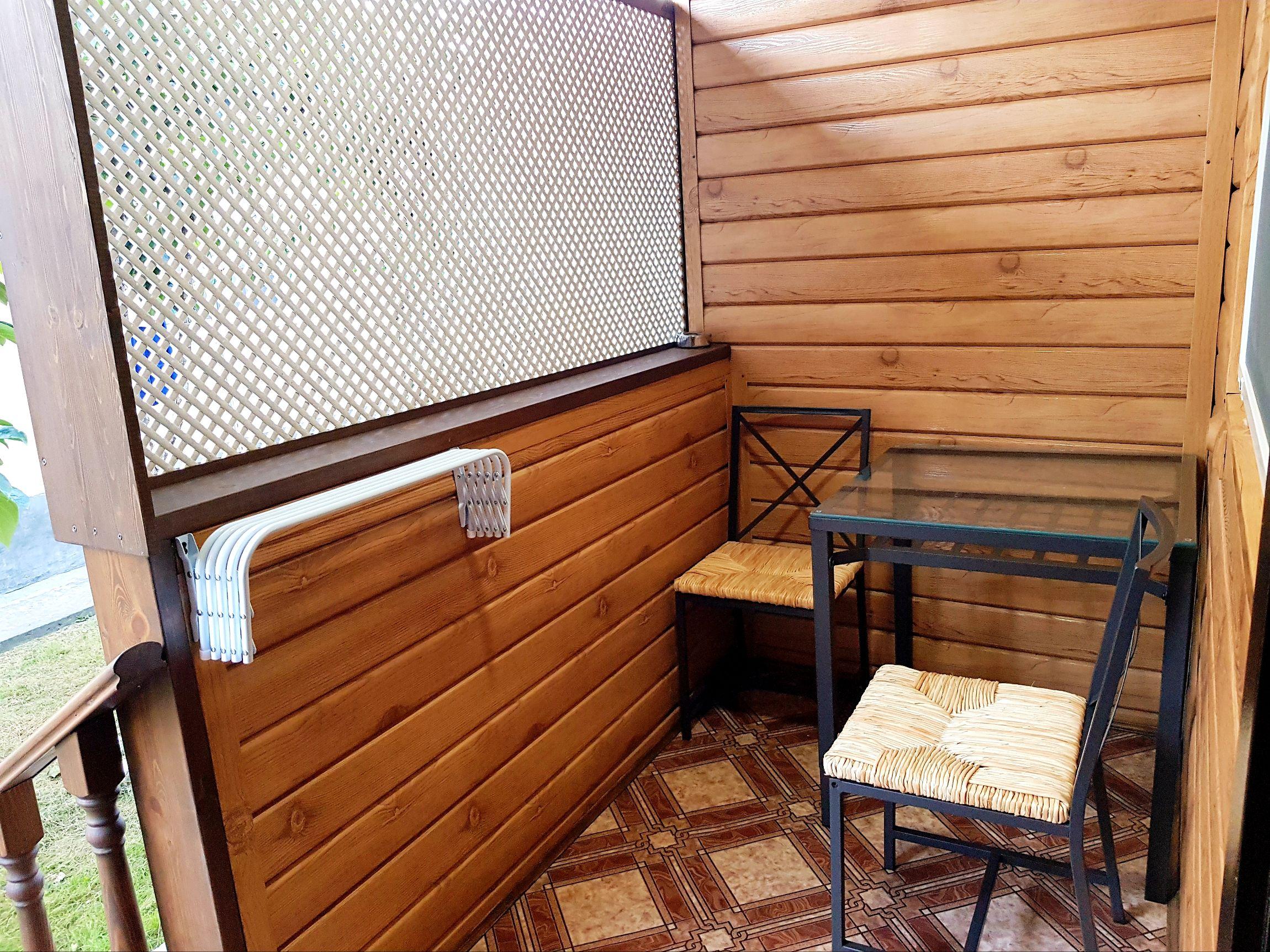 Индивидуальный балкон