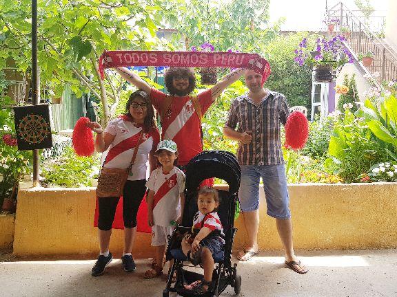 Наши гости из Перу