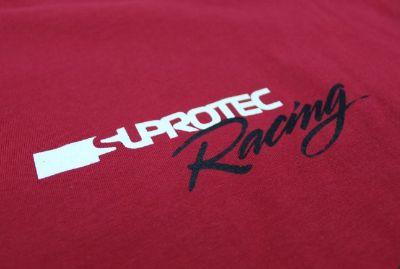 Трафаретная печать на футболке