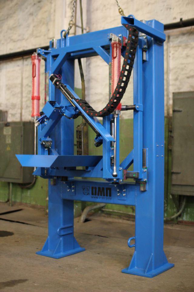 Робот для трубной промышленности