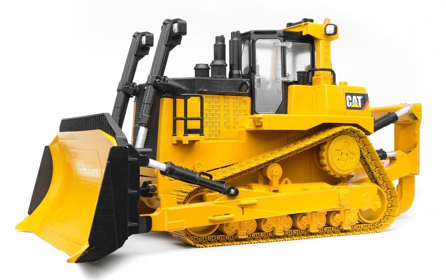 """картинка """"Машинист бульдозера Катерпиллер (Caterpillar)"""". Программа повышения квалификации"""