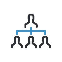 настройка структуры компании