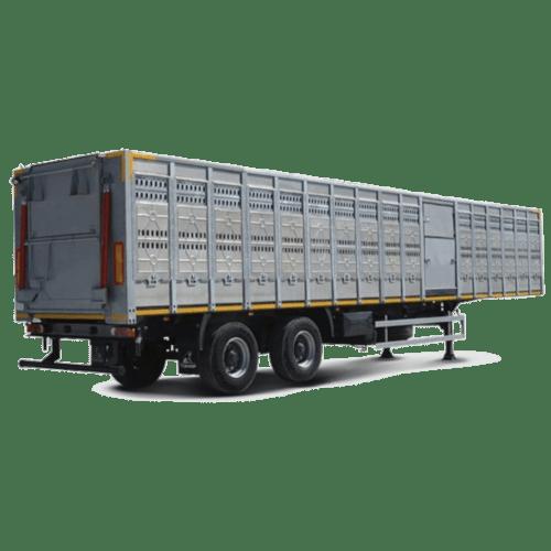 Универсальный полуприцеп для перевозки скота Тонар-98262
