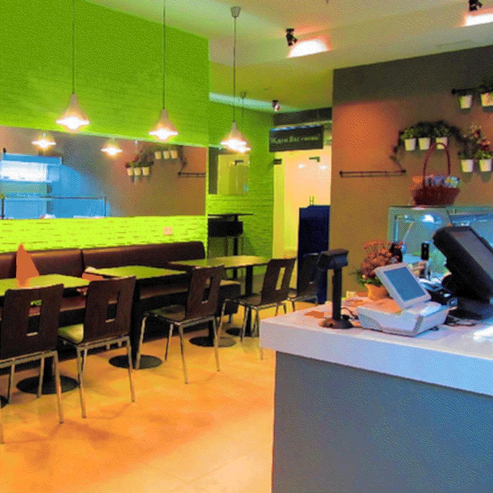 Кафе Фитнес-бар