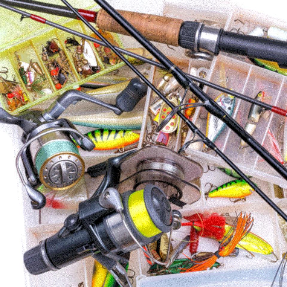 Магазин рыбные снасти