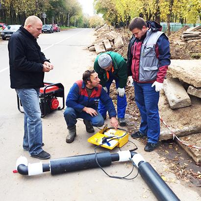 Сопровождение строительного, технического и инспекционного надзора на объектах строительства