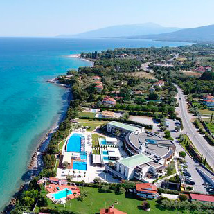 Cavo Olympo Luxury Hotel & Spa 5* 16плюс пиерия