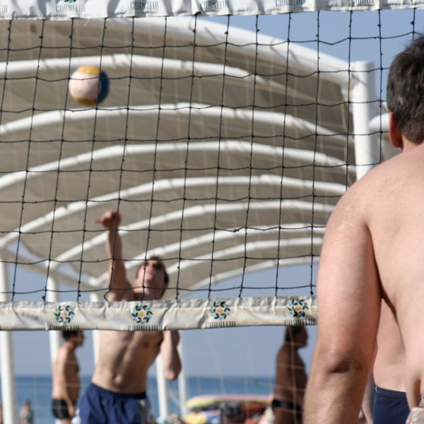 Пляжный волейбол. Cornelia Deluxe (Белек)