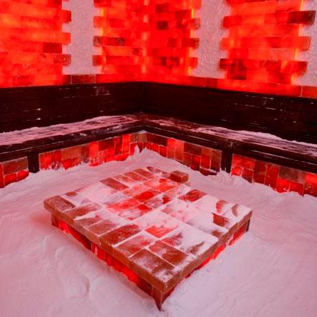 Снежная комната. Amara Premier Palace (Кемер)