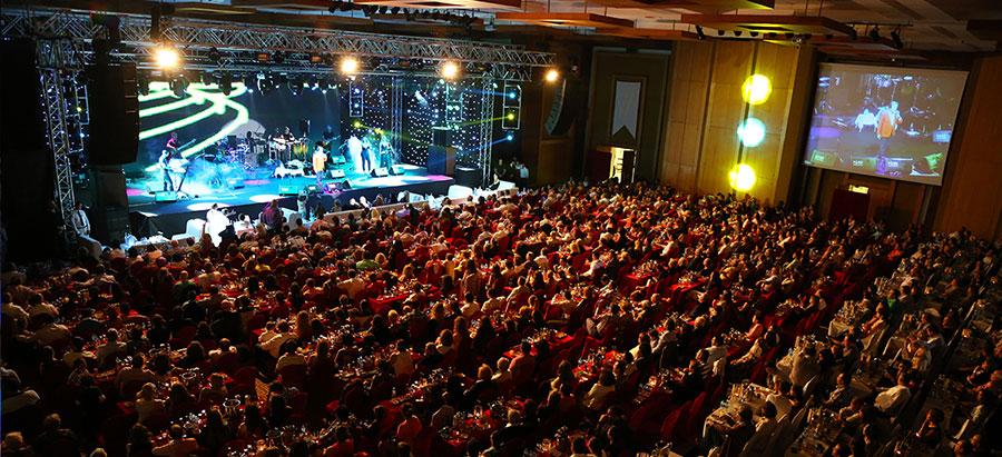 Концерты звёзд. Rixos Sungate (Кемер)