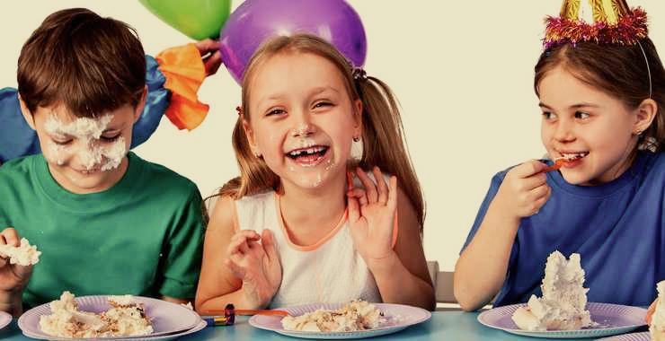 детский праздник в боулинге
