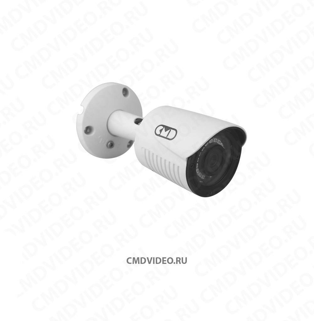 картинка CMD-AHD4-WB3.6-IR Камера видеонаблюдения 4 Мп CMDVIDEO.RU | Челябинск