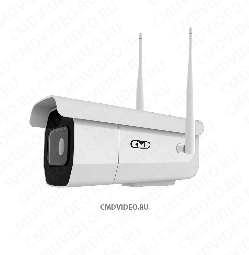 картинка CMD IP5-WB3.6IR-W IP Камера видеонаблюдения 5 Мп CMDVIDEO.RU   Челябинск