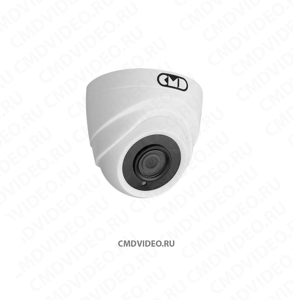 картинка CMD-LL-HD1080D V2 3.6 мм Камера видеонаблюдения 2 Мп CMDVIDEO.RU | Челябинск