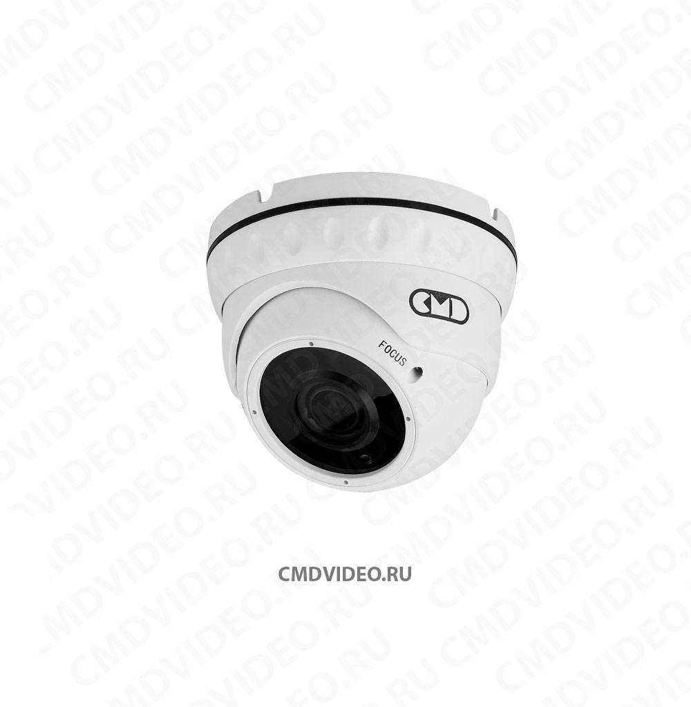 картинка CMD-IP1080-WD2.8-12IR V2 IP Камера видеонаблюдения 2 Мп CMDVIDEO.RU   Челябинск