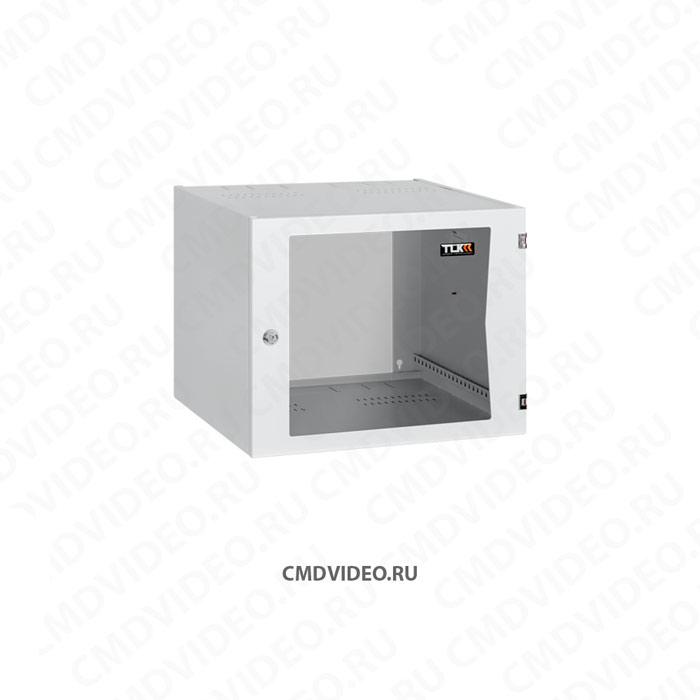 картинка TWP-095442-G-GY Шкаф настенный 9U