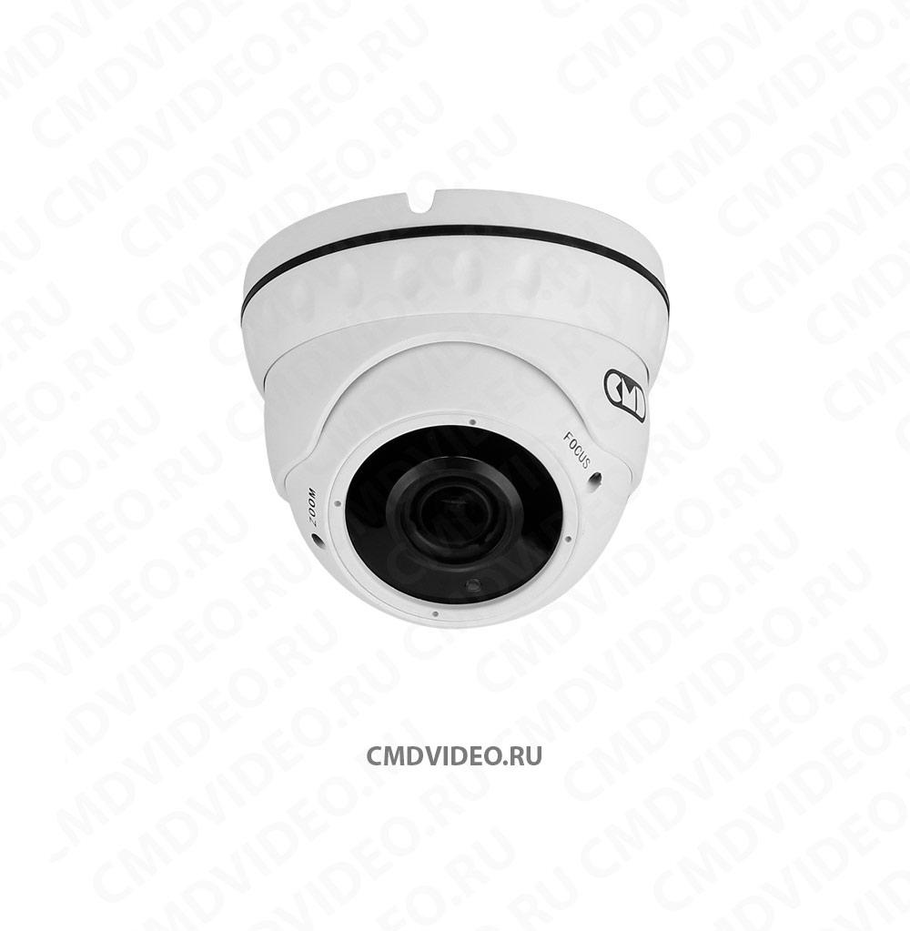 картинка CMD-IP4-WD2.8-12IR IP Камера видеонаблюдения 4 Мп CMDVIDEO.RU | Челябинск
