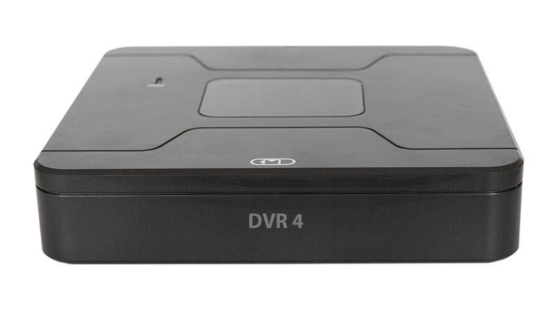 Видеорегистраторы гибридные 4 канала