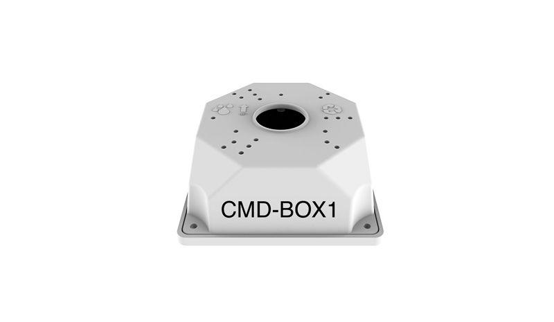 Монтажные коробки для камер видеонаблюдения в магазине CMDVIDEO