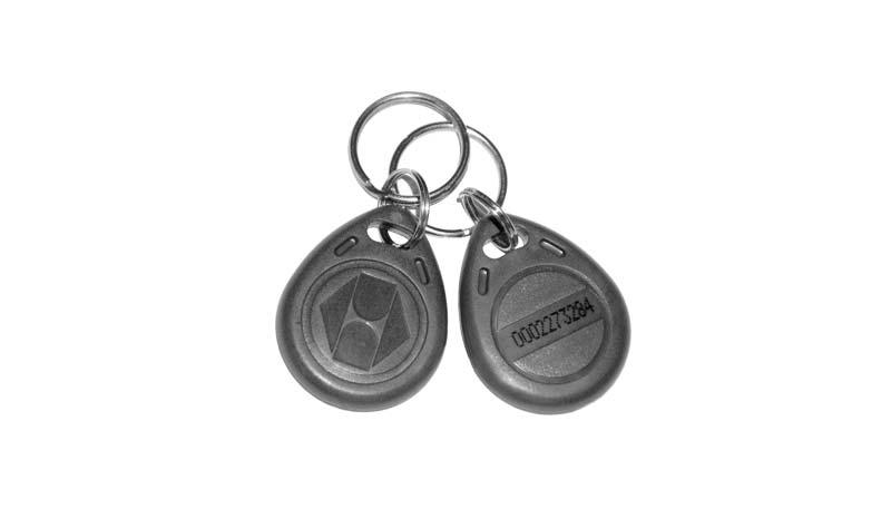 Ключи для СКУД
