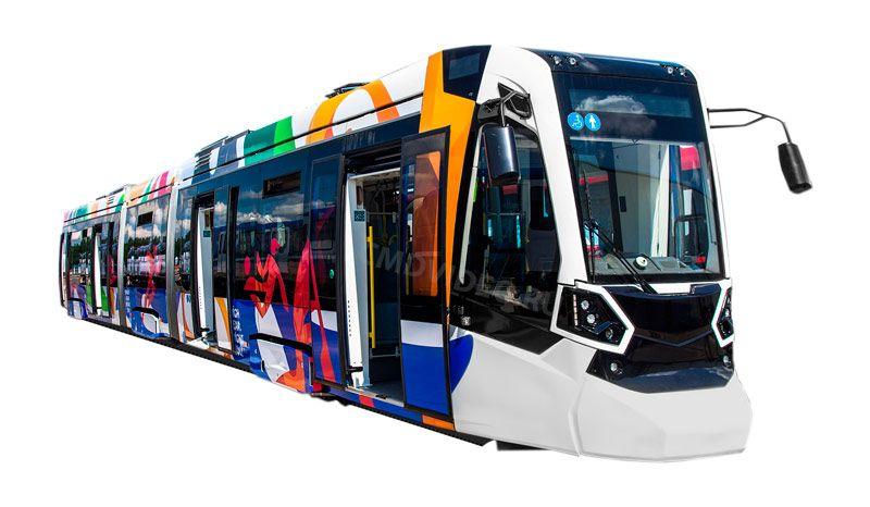 Видеонаблюдение для трамвая в магазине CMDVIDEO.RU