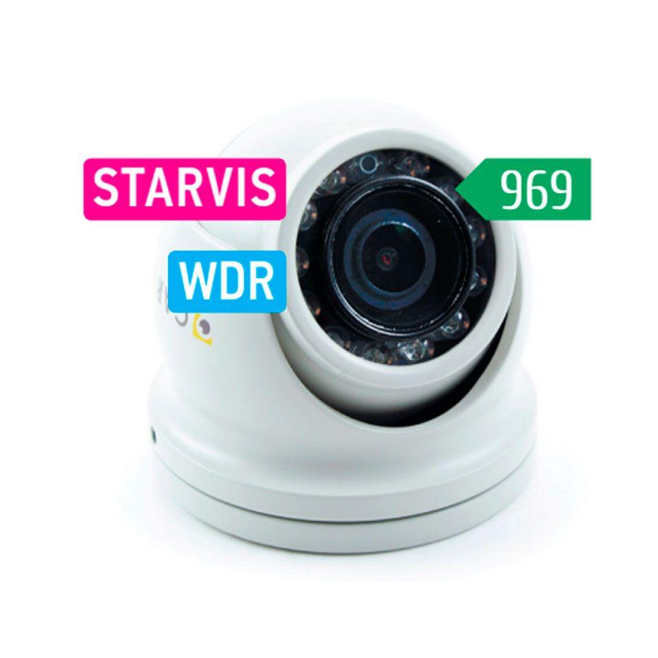 Автомобильная камера с матрицей STARVIS и WDR