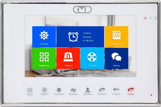 CMD-VD78M AHD видеодомофон