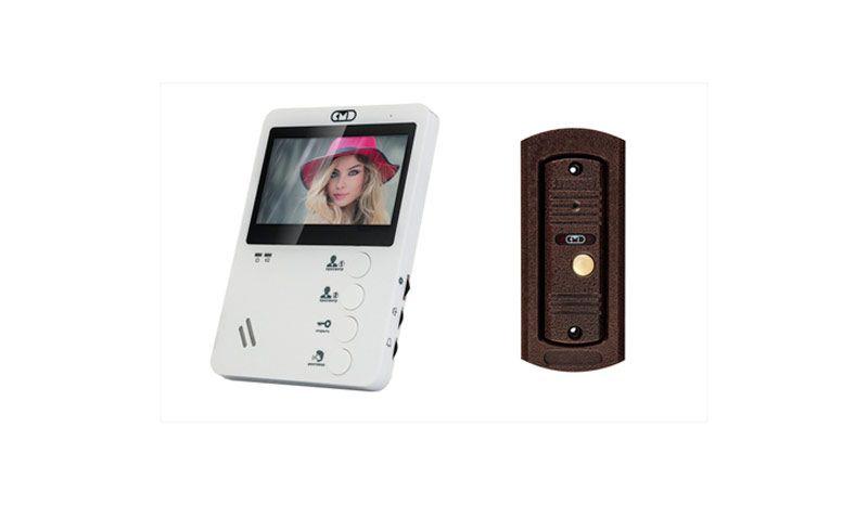 Комплекты видеодомофонов