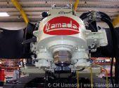 Гидравлический вращатель LLAMADA p-135