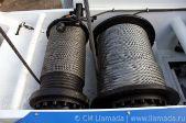Лебёдки буровой установки LLAMADA p-140