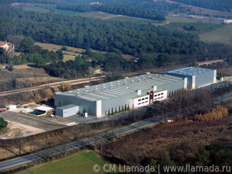 Завод CM LLAMADA