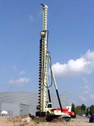 Буровая установка CFA llamada p-105tt