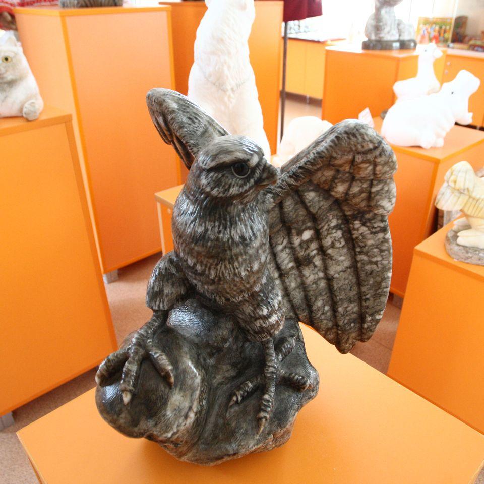 Финист цвет серый камень ангидрит