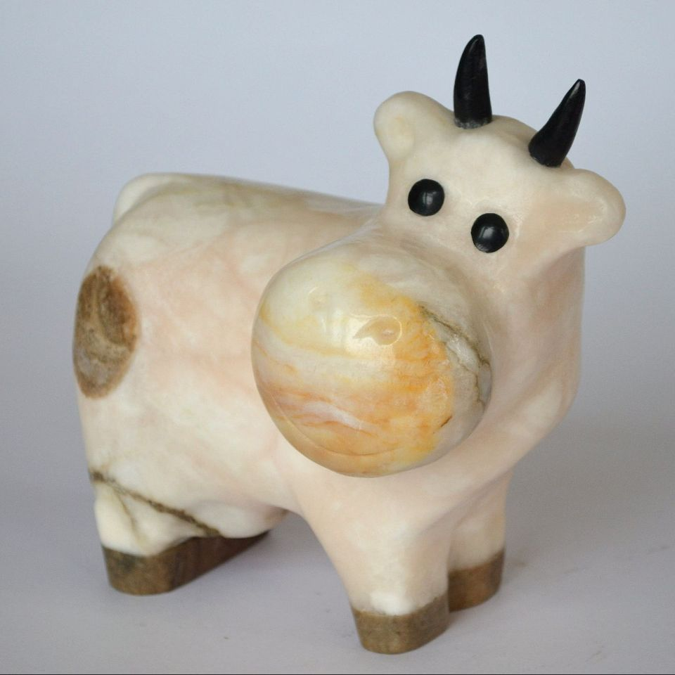 Корова Дуся