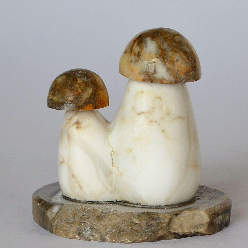 Сувенир Грибы на подставке