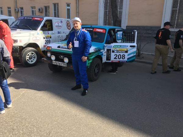 Пилот экипажа ATC Racing Team Александр Орлов - звезда российского автоспорта!