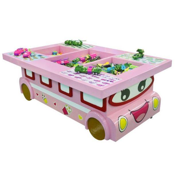 Игровой стол: Собери машинку- мини