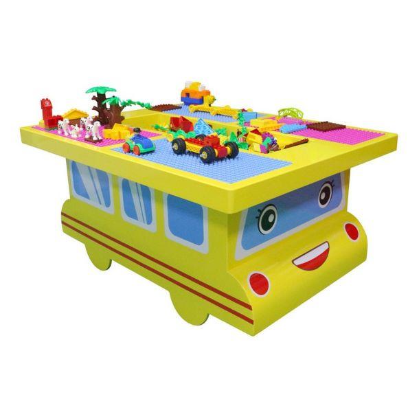 Лего-автобус мини