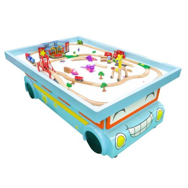 Игровой стол: Железная дорога
