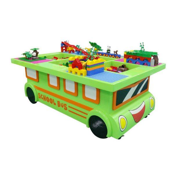 Лего-автобус
