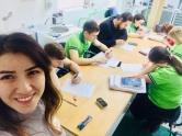 Занятия английским языком в офисе