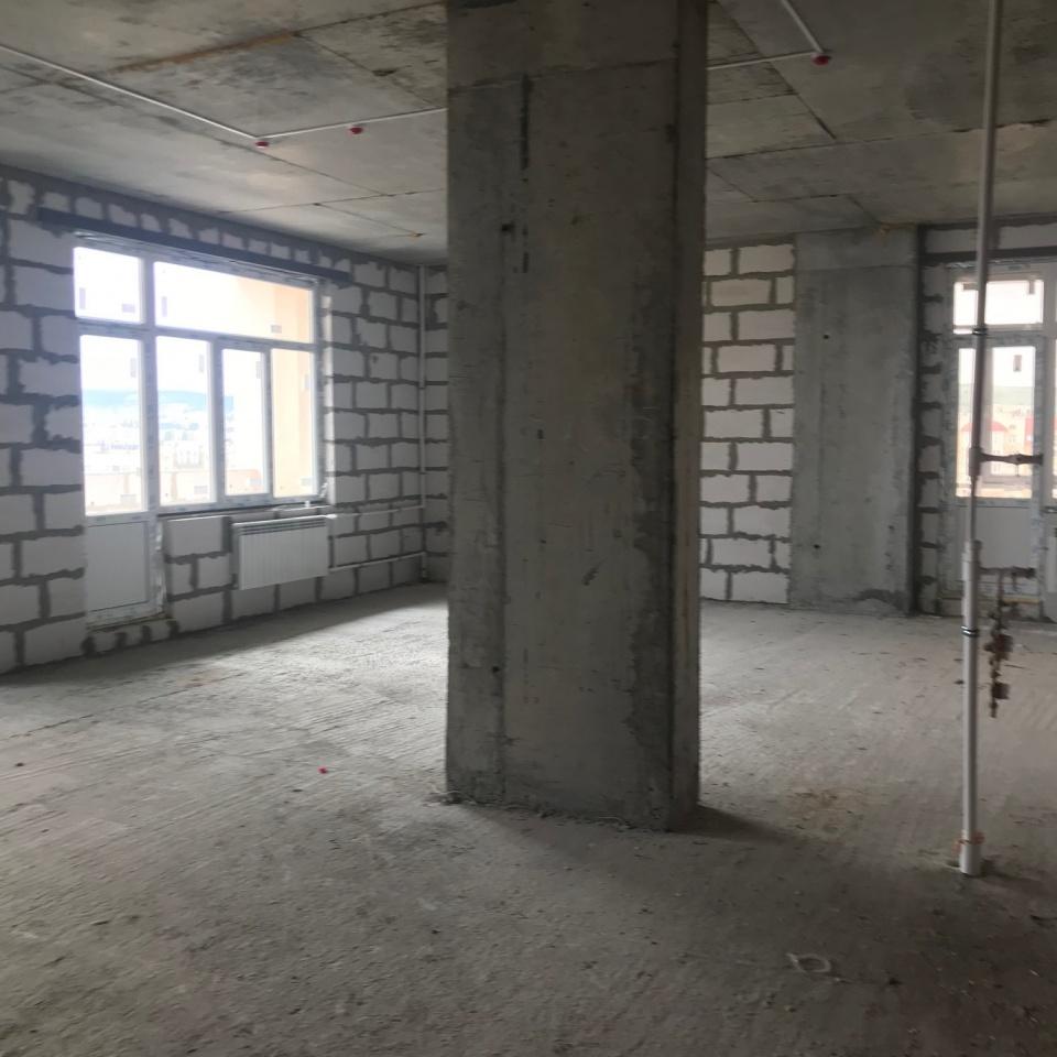 3-ком квартира 105.5 на 14 этаже ЖК Столица