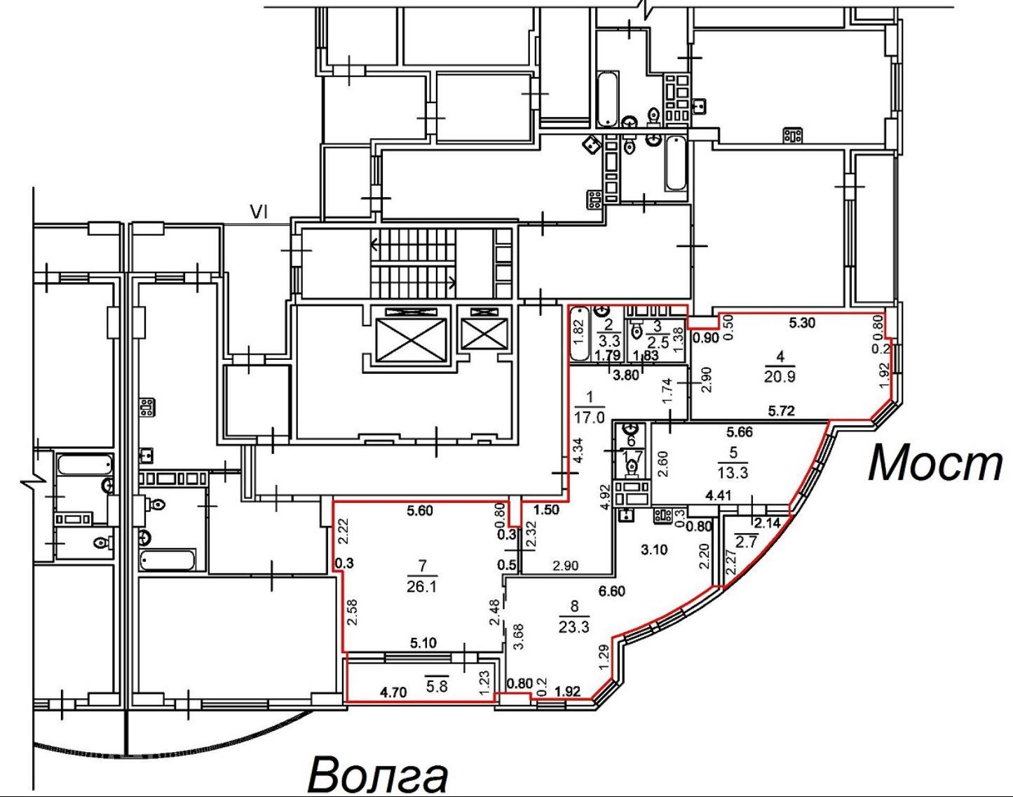 квартира с панорамным видом на волгу жк столица новостройки саратова